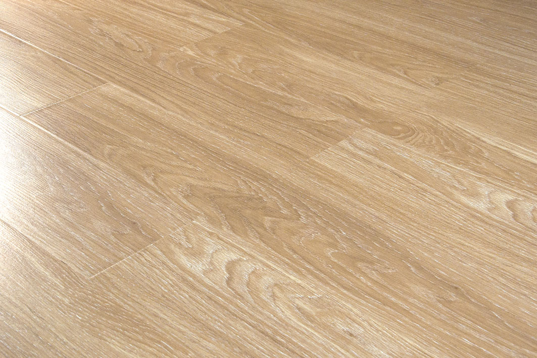 "ECOFLOORING Country 243 ""Дуб Ивори"" 12 мм., 143 х 1215 мм."