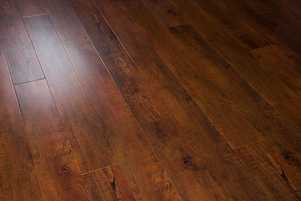 "ECOFLOORING Country 219 ""Дуб африканский"" 12 мм., 143 х 1215 мм."