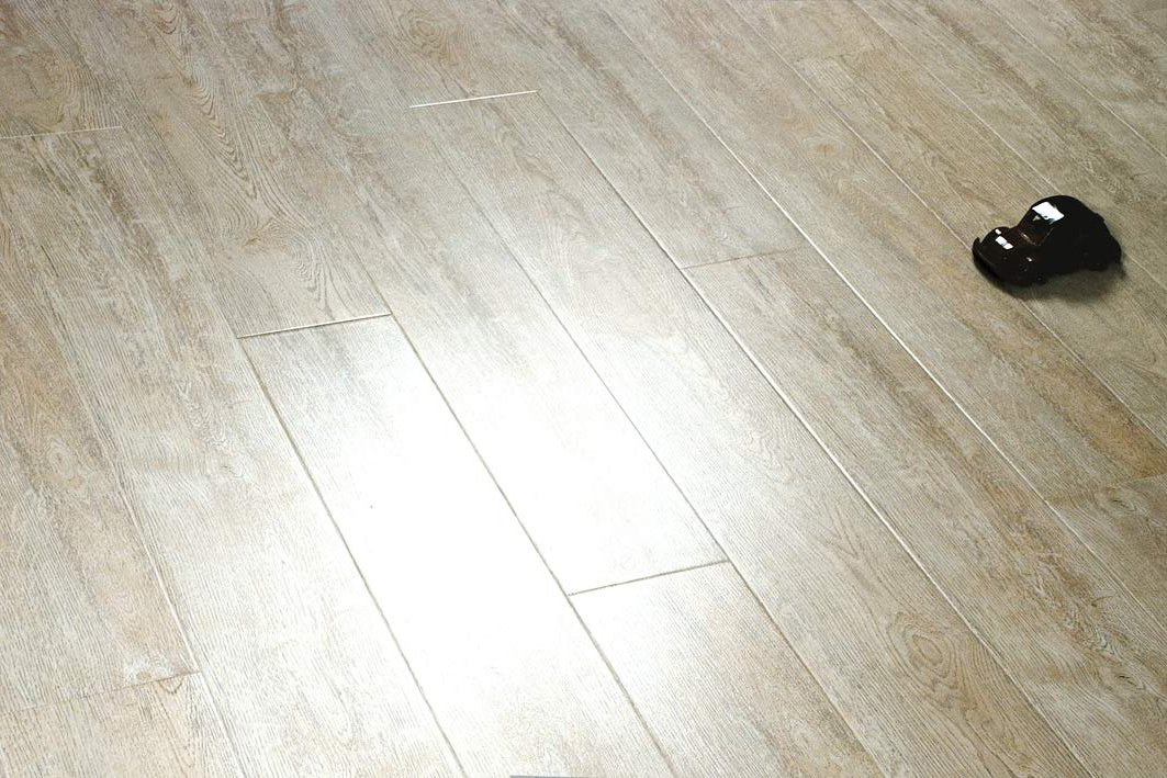 "ECOFLOORING Country 224 ""Дуб Аляска"" 12 мм., 143 х 1215 мм."