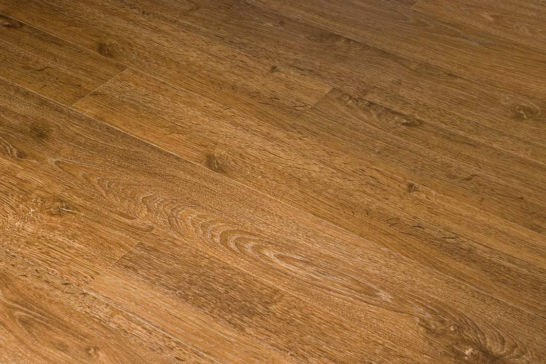 "ECOFLOORING Country 231 ""Дуб рустик"" 12 мм., 143 х 1215 мм."