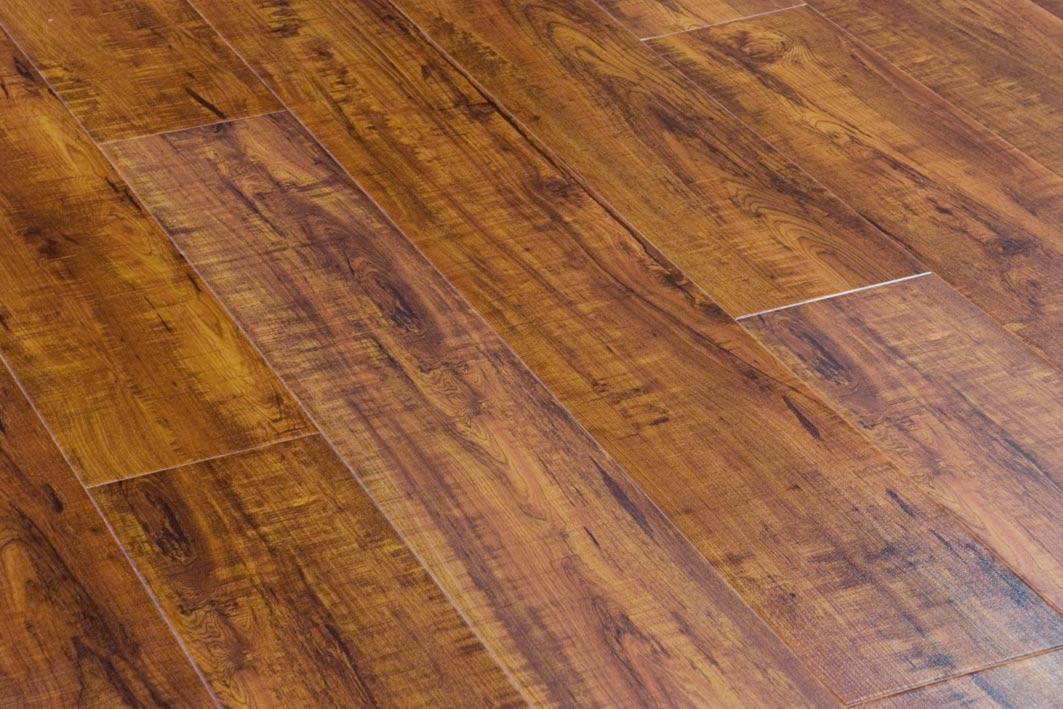 "ECOFLOORING Country 210 ""Дуб дуссие"" 12 мм., 143 х 1215 мм."