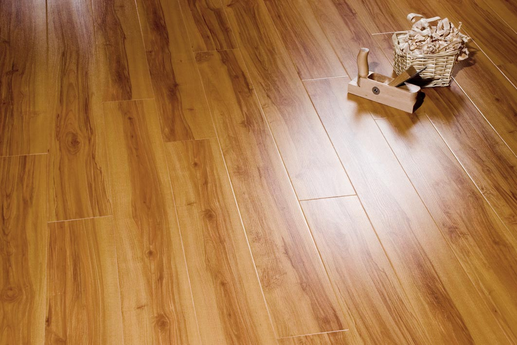"ECOFLOORING Country 218 ""Ольха"" 12 мм., 143 х 1215 мм.218"